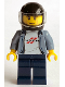 Minifig No: sc072  Name: 1970 Dodge Charger R/T Driver