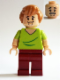 Minifig No: scd001  Name: Shaggy - Closed Mouth