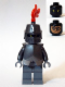 Minifig No: scd006  Name: Black Knight / Mr. Wickles