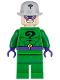 Minifig No: sh008  Name: The Riddler, Bowler Hat