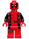 Minifig No: sh032  Name: Deadpool