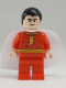 Minifig No: sh042  Name: Shazam / Captain Marvel (Comic-Con 2012 Exclusive)