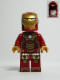 Minifig No: sh072  Name: Iron Man
