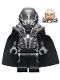 Minifig No: sh076  Name: General Zod - Helmet, Cape