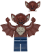 Minifig No: sh086  Name: Man-Bat
