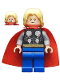 Minifig No: sh098  Name: Thor - No Beard