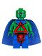 Minifig No: sh114  Name: Martian Manhunter