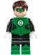 Minifig No: sh145  Name: Green Lantern - White Hands