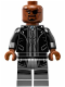 Minifig No: sh185  Name: Nick Fury - Leather Trench Coat