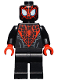 Minifig No: sh190  Name: Spider-Man (Miles Morales)