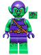 Minifig No: sh196  Name: Green Goblin - Juniors (10687)