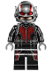 Minifig No: sh201  Name: Ant-Man (Scott Lang) (Original Suit)