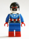 Minifig No: sh208  Name: All New Captain America - Sam Wilson (San Diego Comic-Con 2015 Exclusive)