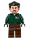 Minifig No: sh223  Name: LexCorp Henchman 2 - Brown Legs (76045)