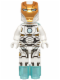 Minifig No: sh229  Name: Space Iron Man