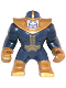Minifig No: sh230  Name: Big Figure - Thanos with Dark Blue Arms