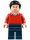 Minifig No: sh236  Name: Dick Grayson - Classic TV Series