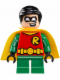 Minifig No: sh244  Name: Robin - Short Legs
