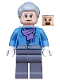 Minifig No: sh272  Name: Aunt May, Light Purple Scarf