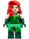 Minifig No: sh327  Name: Poison Ivy - Cloth Skirt