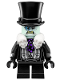 Minifig No: sh351  Name: The Penguin - Scowling Face
