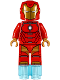 Minifig No: sh368  Name: Invincible Iron Man