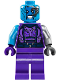 Minifig No: sh386  Name: Nebula - Torn Outfit, Angry