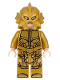 Minifig No: sh430  Name: Atlantean Guard - Angry Expression