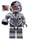 Minifig No: sh436  Name: Cyborg (76087)