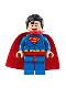 Minifig No: sh463  Name: Superman, Broad Grin