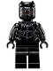 Minifig No: sh466  Name: Black Panther (76100)