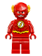 Minifig No: sh473  Name: The Flash - Gold Outlines on Chest (76098)