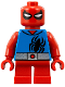 Minifig No: sh479  Name: Scarlet Spider - Short Legs (76089)
