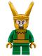 Minifig No: sh486  Name: Loki - Short Legs