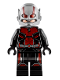 Minifig No: sh516  Name: Ant-Man (Upgraded Suit)