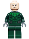 Minifig No: sh538  Name: Vulture, Dark Green Costume, Neck Bracket