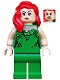 Minifig No: sh550  Name: Poison Ivy - Green Outfit
