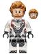 Minifig No: sh572  Name: Thor - White Jumpsuit