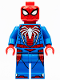 Minifig No: sh603  Name: PS4 Spider-Man (Comic-Con 2019 Exclusive)