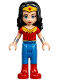 Minifig No: shg008  Name: Wonder Woman (41235)