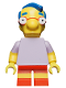 Minifig No: sim015  Name: Milhouse Van Houten - Minifig only Entry