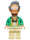 Minifig No: sim017  Name: Apu Nahasapeemapetilon - Minifigure only Entry