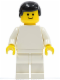 Minifig No: soc074  Name: Soccer Player White Team Player  4