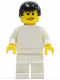 Minifig No: soc076  Name: Soccer Player White Team Player  6
