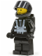 Minifig No: sp001  Name: Blacktron 1