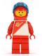 Minifig No: sp015  Name: Futuron - Red