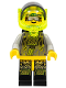 Minifig No: sp035  Name: RoboForce Yellow