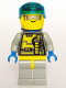 Minifig No: sp049  Name: Unitron Chief