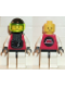 Minifig No: sp054  Name: M:Tron with Black Jet Pack with Stud On Front