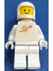 Minifig No: sp063  Name: Classic Space - White with Airtanks, Stickered Torso Pattern